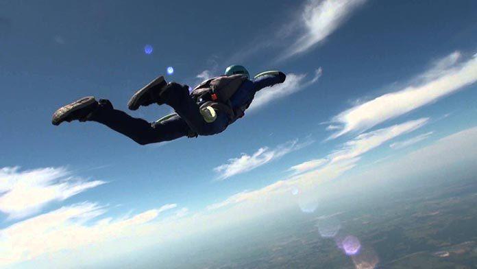 Jeśli skakać, to tylko nad morzem!