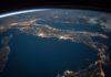 ziemia z kosmosu