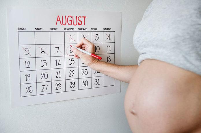 Kalkulator ciąży - zobacz co dokładnie dzieje się z Twoim ciałem!