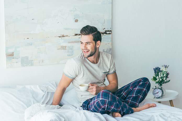 Piżamy męskie, czyli komfort snu dla faceta