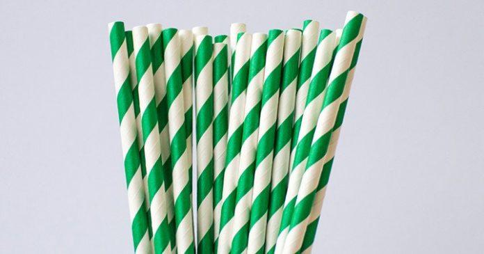 Ekologiczne słomki z papieru dla każdego