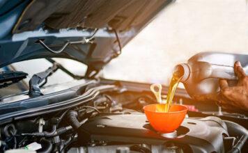 Oleje silnikowy