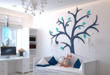 Murale w pokoju